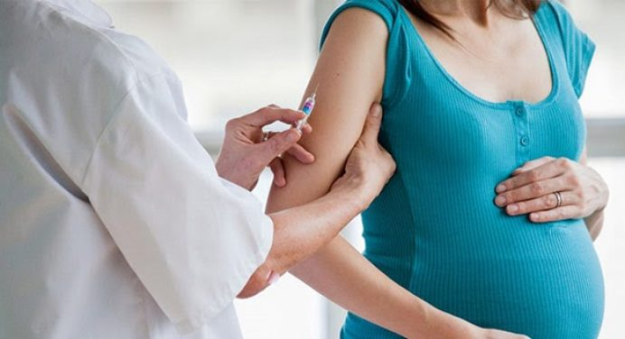 Por recomendação da Anvisa, Palmas suspende vacinação de gestantes e puérperas sem comorbidade