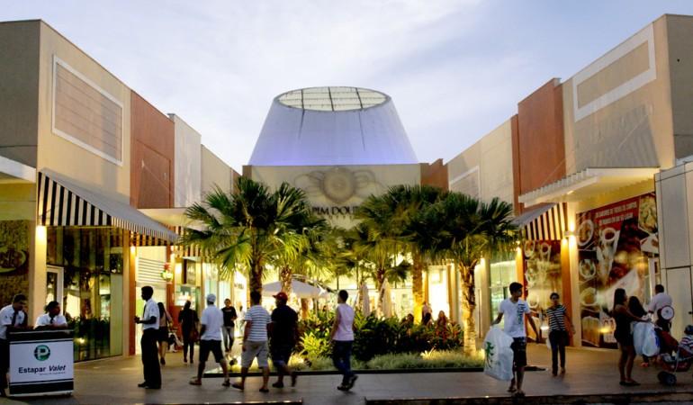 Palmas anuncia ampliação do horário de funcionamento dos shoppings centers