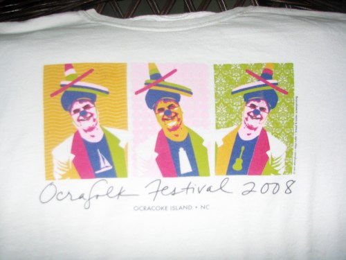 Jef the Mime t-shirt  PS.