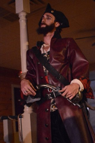 Blackbeard Matt Tolson
