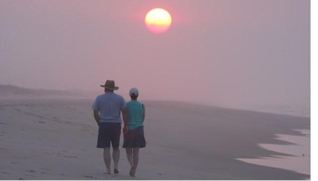 couple on beach crop IMG_7231