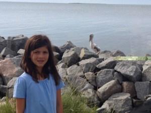 Karen McBride age 10