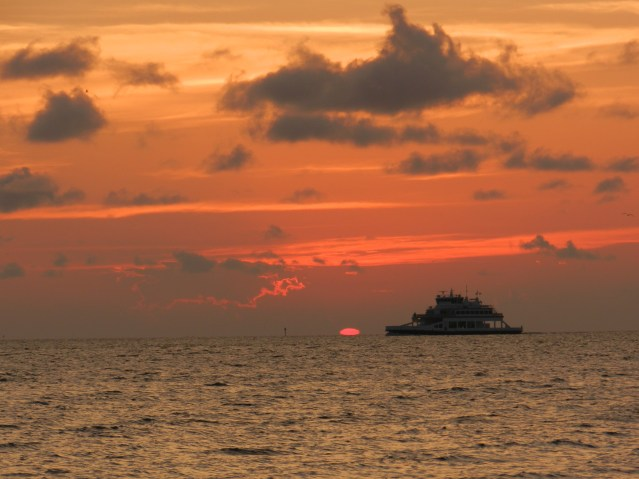 Ferry information to Ocracoke NC
