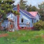Jenn's Grandparents' House 11×14