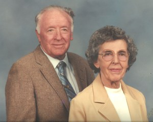 Jake and Eleanor Garrish date unknown.