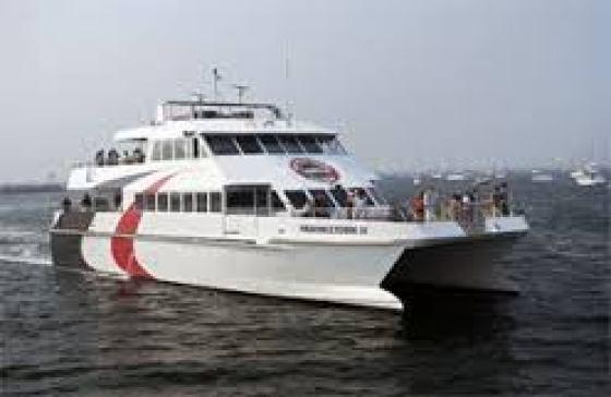 Passenger ferry Bay State Cruise Company