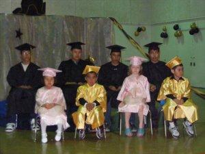 AnvikK graduation. Photo by Joan O'Neal