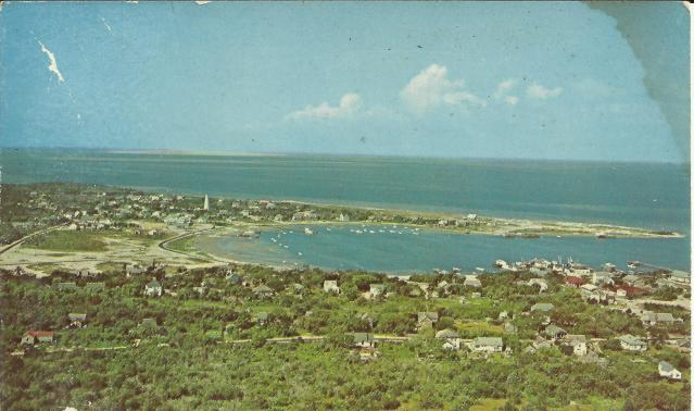 Ocracoke in 1969