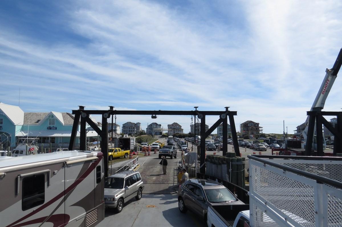 Hatteras Island Ferry Terminal