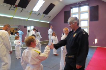 Judo class1