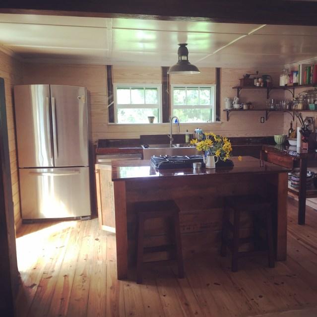 Kelley Shinn new kitchen