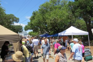 Local artisans and crafters are always welcome to sell their wares at the annual Ocrafolk Festival, which is always the first full weekend in June. Two marketing workshops for artisans will be held on the island Nov. 19 & 20.