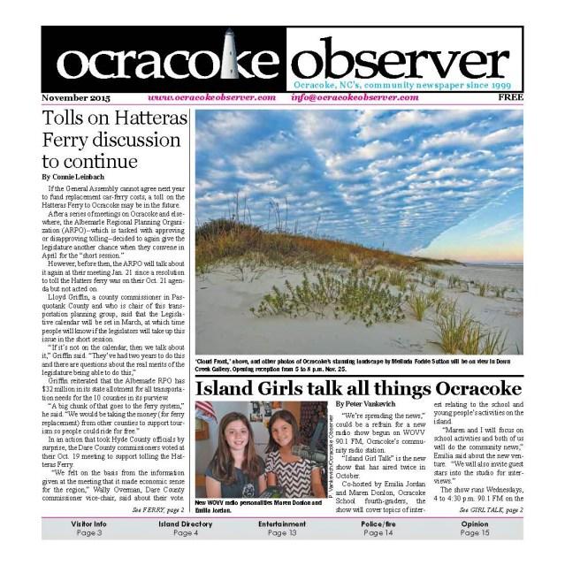 Page 1 Nov Observer
