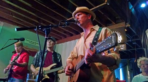 Todd Hoke. Photo by Mrs. (Meg) Hoke