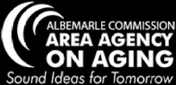 Albemarle commssion on aging logo