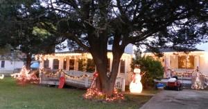 Styron house along Lighthouse Road