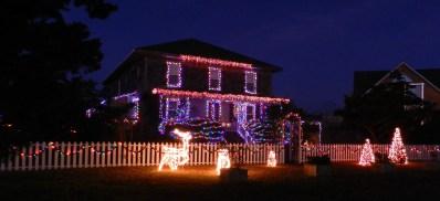 Carol and Warren Ritchie's house on Irvin Garrish Highway
