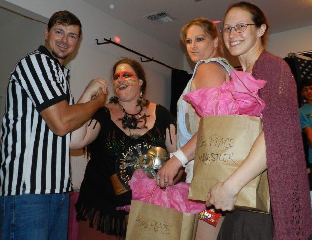 Women's Arm Wrestling