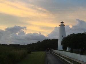 Evening Lighthouse. Photo: C. Photo