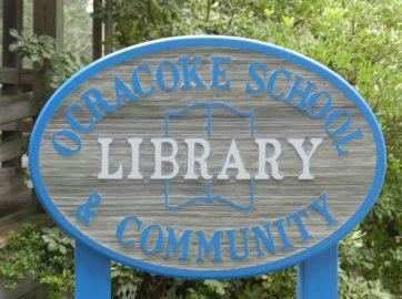 Ocracoke Community Library, 225 Back Rd., Ocracoke, NC
