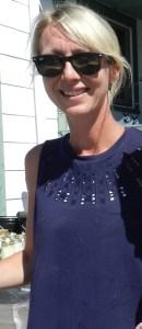 New third grade teacher Claire Ross. Photo: C. Leinbach
