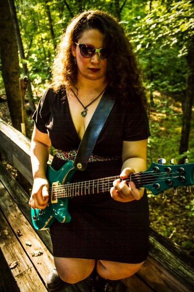 Emily Musolino and her band will play at Gaffer's Friday and Saturday nights at 9 p.m.