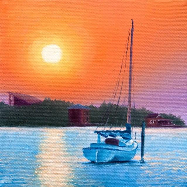Douglas Hoover, NC artist