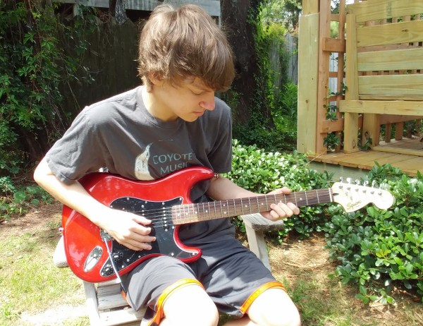 Corey Yeatts perfects the guitar with inspiration and ...