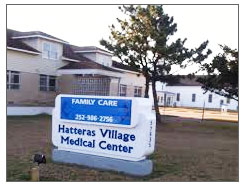 Hatteras Village Medical Center closes