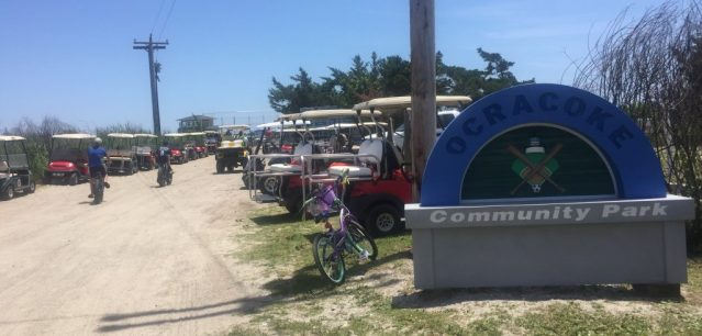 Community Park, Ocracoke, N.C. Photo: C. Leinbach