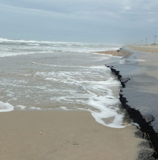 Hatteras Island: Storm Damage To North End Of Ocracoke Prevents Access From