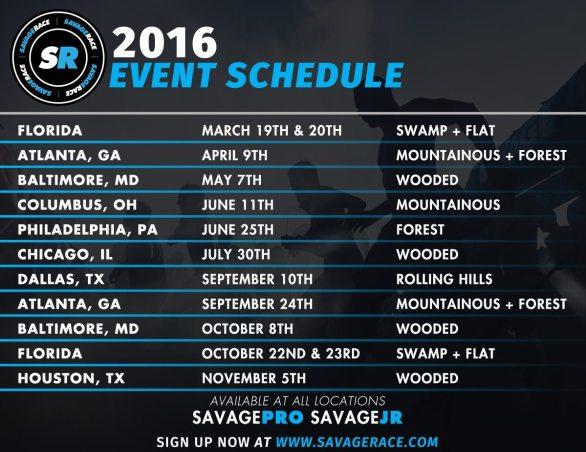 Savage Race Discounts For 2016 Ocraddict