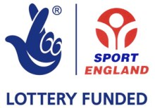 Sport England / Lottery funded