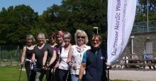 Image: Dartmoor Nordic Walking