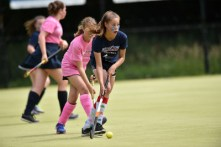 Junior Hockey - South West Youth Games at Simmons Park, Okehampton, Devon on 9 July. - PHOTO: Sean Hernon/PPAUK