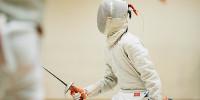 OCRA Juniors fencing