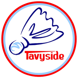 Tavyside Badminton Logo