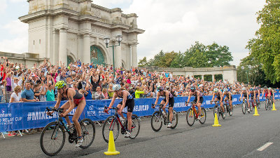 Image: British Triathlon Notts event