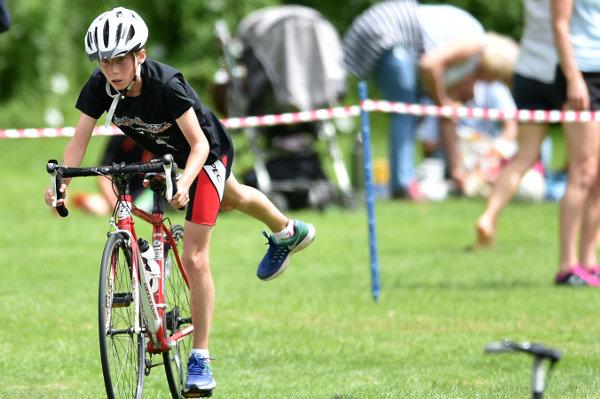 Image: South West Youth Games at Simmons Park, Okehampton, Devon on 9 July. - PHOTO: Sean Hernon/PPAUK