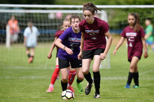 Image: SWYG Girls football: photo: PPA-UK