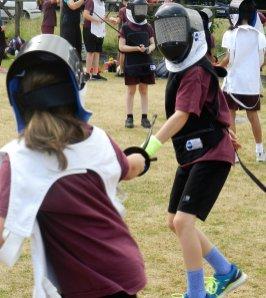 Image: Tavistock Schools Year 4 Multiskills day 2018