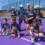 Image: Team West Devon Mini Tennis 2018