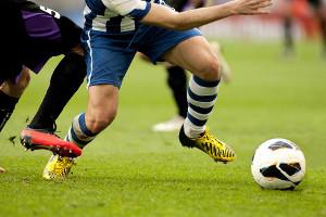 Image: football (creative commons via wikimedia commons)