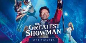 Image: Greatest Showman movie poster