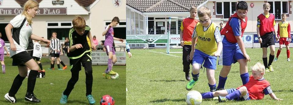 Okehampton Children's Inclusive Football Day - June 1st, 2018