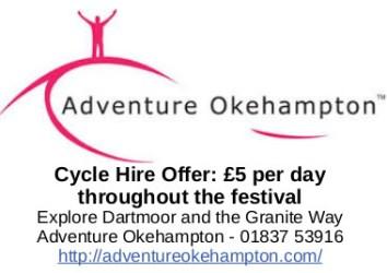 Image: Adventure Okehampton offer