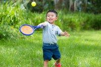 Image: Mini racket skills
