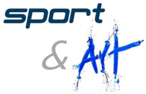 Image: sport and art logo
