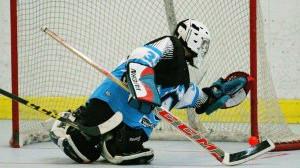 Alex Cole - Inline Hockey