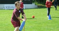Image: Cricket skills, batting